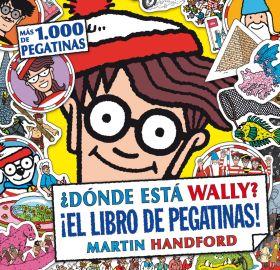 DONDE ESTA WALLY? EL LIBRO DE PEGATINAS!