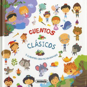 CUENTOS CLASICOS - 5 CUENTOS CON PICTOGRAMAS