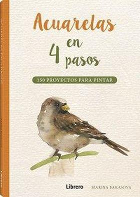 ACUARELAS EN 4 PASOS