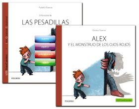 GUIA: LAS PESADILLAS + CUENTO: ALEX Y EL MONSTRUO