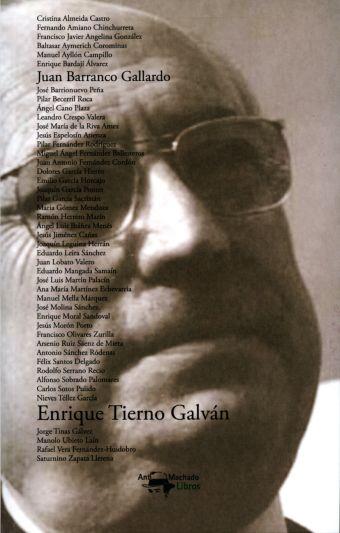 ENRIQUE TIERNO GALVÁN Y SU EQUIPO