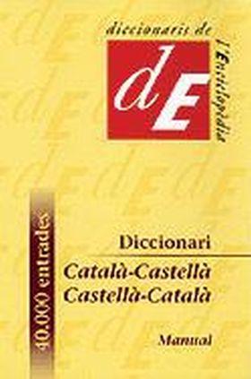 DICC. CATALA-CASTELLA/ CASTELLA-CATALA