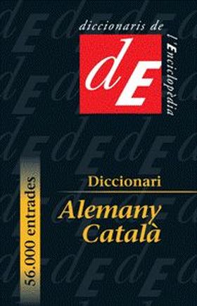 ALEMANY - CATALA