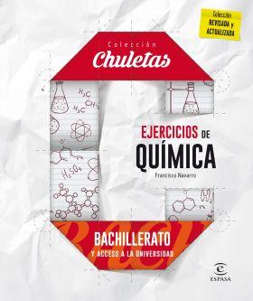 EJERCICIOS DE QUÍMICA PARA BACHILLERATO