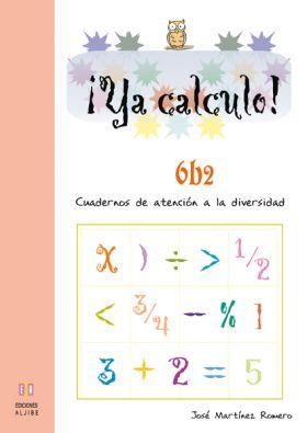 YA CALCULO! 6B2