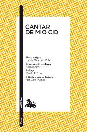 CANTAR DEL MIO CID