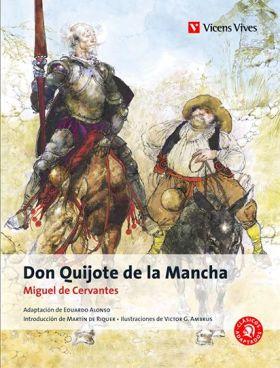 DON QUIJOTE DE LA MANCHA - ADAPTADO