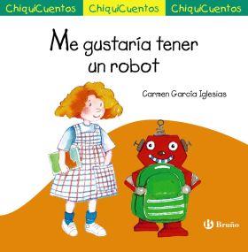 ME GUSTARIA TENER UN ROBOT