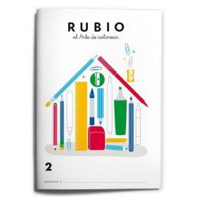 RUBIO - COLOREAR 2