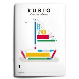 RUBIO - COLOREAR 1
