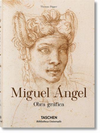 MIGUEL ANGEL. OBRA GRAFICA. CASTELLANO