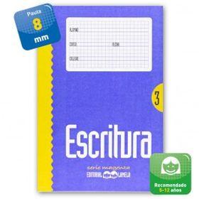 ESCRITURA LAMELA MAGENTA Nº 3