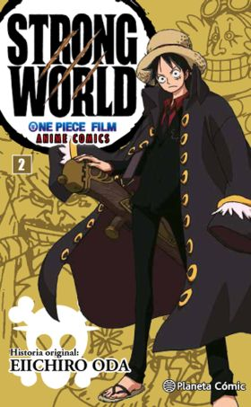 ONE PIECE STRONG WORLD