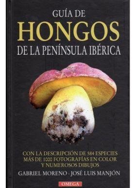 GUIA DE HONGOS DE LA PENINSULA IBERICA