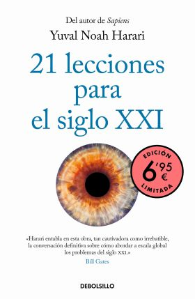 21 LECCIONES PARA EL SIGLO XXI. EDICION LIMITADA
