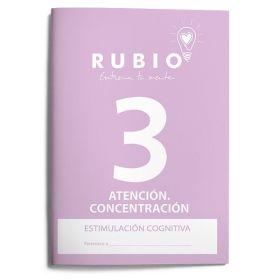 RUBIO - ESTIMULACION COGNITIVA ATENCIÓN 3
