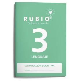 LENGUAJE 3 RUBIO - ESTIMULACION COGNITIVA