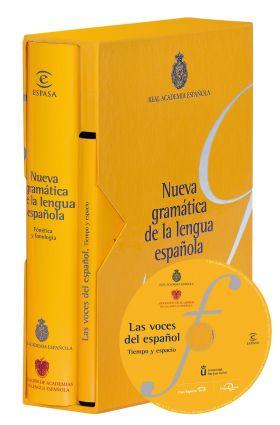 NUEVA GRAMATICA DE LA LENGUA ESPAÑOLA. FONETICA Y