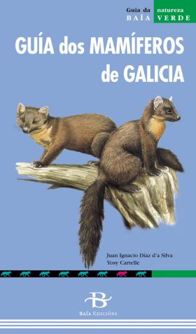 GUIA MAMIFEROS DE GALICIA