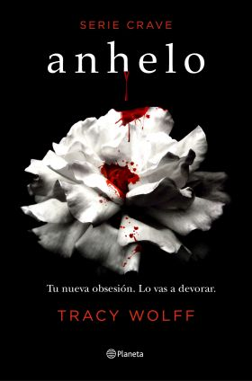 ANHELO (SERIE CRAVE 1