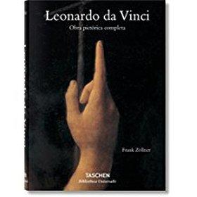 LEONARDO DA VINCI OBRA PICTORICA COMPLETA