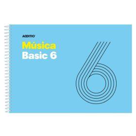 MÚSICA BASIC 6