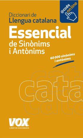 DICCIONARI ESSENCIAL DE SINONIMS I ANTONIMS