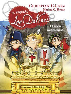EL PEQUEÑO LEO DAVINCI 8. EL ARCA MISTERIOSA