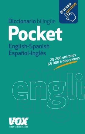 DICCIONARIO POCKET ENGLISH-SPANISH / ESPAÑOL-INGLE