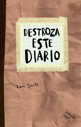DESTROZA ESTE DIARIO CRAFT