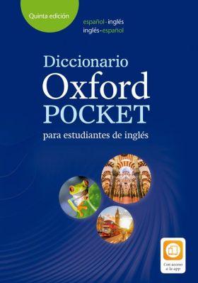 DICC OXFORD POCKET ESP-ING/ING-ESP 5ED
