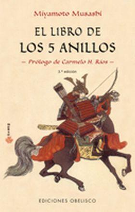 LIBRO DE LOS CINCO ANILLOS