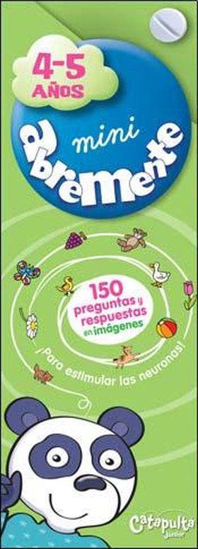 MINI ABREMENTE 4-5 AÑOS