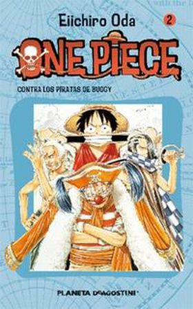 ONE PIECE Nº 2