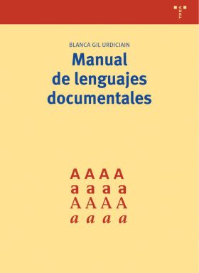 MANUAL DE LOS LENGUAJES DOCUMENTALES