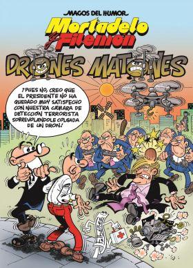 LOS DRONES MATONES