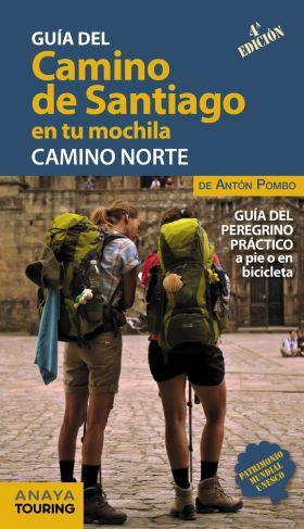 CAMINO DE SANTIAGO EN TU MOCHILA - CAMINO NORTE. A