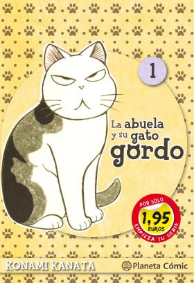 MM LA ABUELA Y SU GATO GORDO Nº 01 1,95