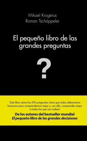EL PEQUEÑO LIBRO DE LAS GRANDE PREGUNTAS