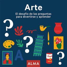 ARTE. EL DESAFIO DE LAS PREGUNTAS PARA DIVERTIRSE