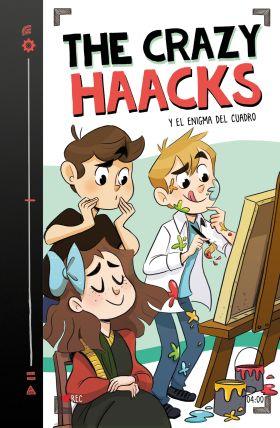 4- THE CRAZY HAACKS Y EL ENIGMA DEL CUADRO