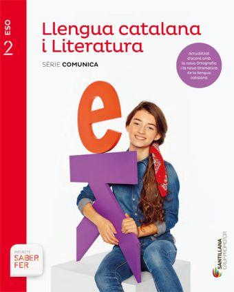 2SEC LLENGUA I LITER CATAL COMUNICA ED19