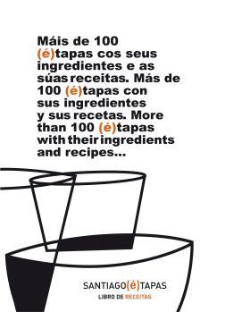 SANTIAGO(E)TAPAS.LIBRO DE RECEITAS
