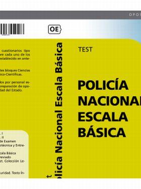 POLICIA NACIONAL ESCALA BASICA. TEST