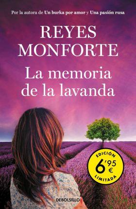 LA MEMORIA DE LA LAVANDA. ED. LIMITADA