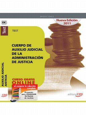CUERPO DE AUXILIO JUDICIAL DE LA ADMINISTRACION DE