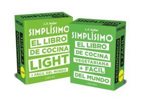 SIMPLISIMO DOBLE. LOS LIBROS DE COCINA SANA + FACIL