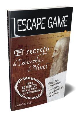 ESCAPE GAME. EL SECRETO DE LEONARDO DA VINCI
