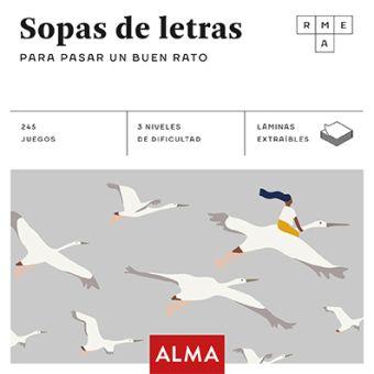SOPAS DE LETRAS PARA PASAR UN BUEN RATO (CUADRADOS DE DIVERSIÓN)