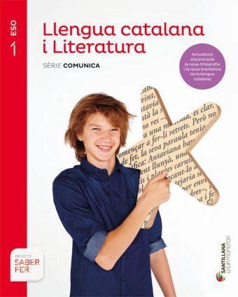 1SEC LLENGUA I LITER CATAL COMUNICA ED19